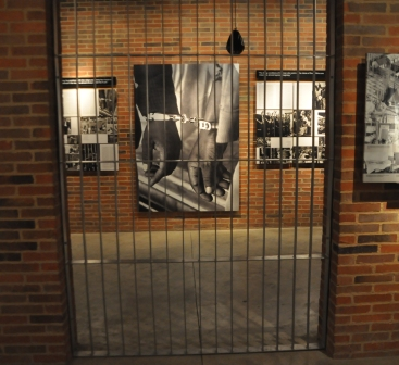 Il Museo dell'Apartheid