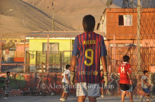 Tocopilla, la decadente cittadina del Niño Alexis Sánchez e il suo fratellastro